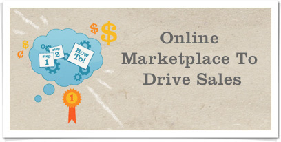 Online Marketplace To Drive Sales