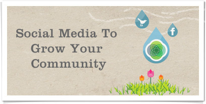 Social Media To Grow Your Community