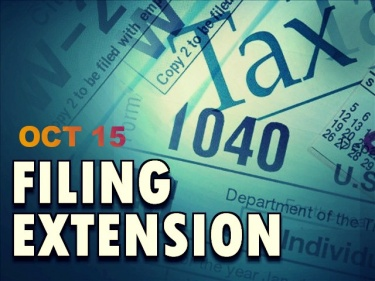 How Much Is Tax >> Oct15-Tax Extension Filing Deadline: 3 Tax Extension Tips ...