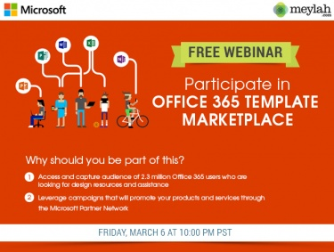 Your FREE Special Event Invite Participate In Office 365 Template