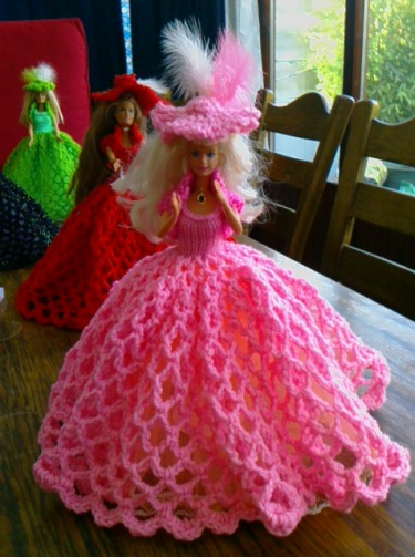 Ball Gown Doll