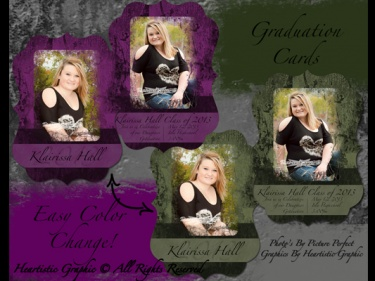 5x7 WHCC Graduation Photography Templates ONLY 4.95 Special Opening ...
