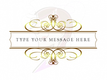 vintage diy wedding invitation clip art gold scrapbook clipart