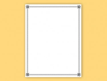 page border frames digital black border clipart 85 x 11 rectangle frame decorative border certificate 10194