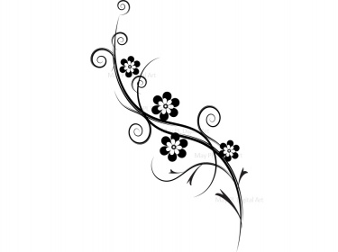 flourish decorations flourish flowers clip art 10085 free bridal shower images clip art Bridal Showers Invitations Clip Arts