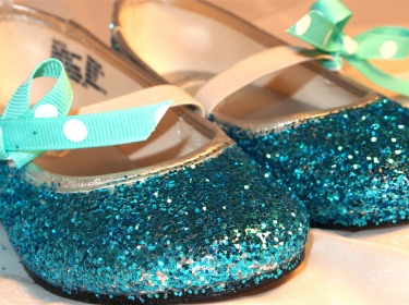 sparkle toes shoes