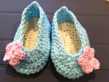 Cute Baby Ballet Shoes ~ Free Crochet Patterns and Designs