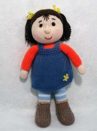 Toy Doll Knitting Pattern Nicki The Doll Meylah