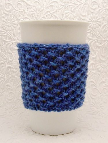 Jasmine Cup Cozy Knitting Pattern Pdf Instant Download