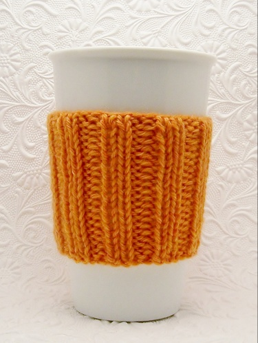 Mug Cozies Knitting Pattern : FREE Masala Cup Cozy Knitting Pattern PDF Instant Download Meylah