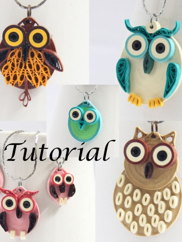 Pdf tutorial owl jewelry diy paper quilled earrings and pendants pdf tutorial owl jewelry diy paper quilled earrings and pendants patterns aloadofball Gallery