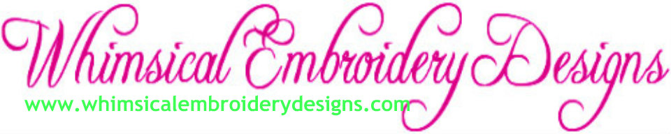 Whimsical Embroidery Designs Meylah