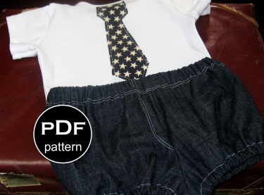 Baby Boy Sewing Patterns