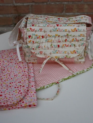 KNITTED DIAPER BAG PATTERN 1000 Free Patterns