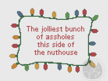 National Lampoon Christmas Vacation quote (Printable PDF Pattern ...