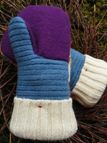 Child's Mitten | Wool Festival