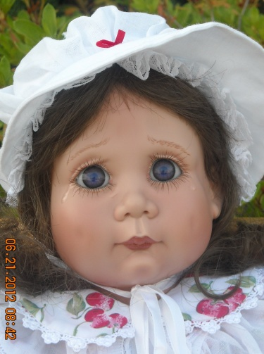 Quot Worry Wart Quot Limited Edition Crying Baby Doll Meylah