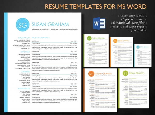 easy simple resume template easy resumes templates basic resume