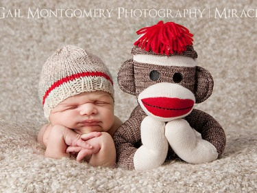 Perfect Newborn Baby Hat by AuntJanet | Knitting Pattern