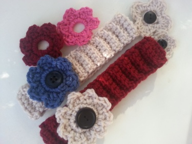 FREE Crochet Pattern Baby Hat Cute Baby Beanie with Flower