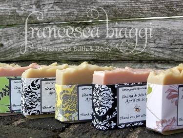 custom wedding bridal showers or baby shower favors handmade soap 10 barn wedding favor custom soap gift weddings decor favor